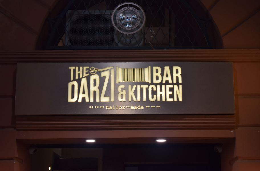 The Darzi Bar and Kitchen