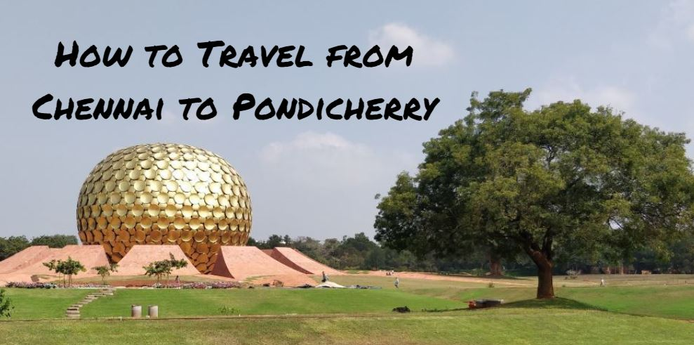 Chennai to Pondicherry